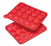 Sweetly Does It 20 Hole Silicone Christmas Cake Pop Mould