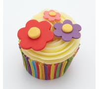 Sweetly Does It Set of 3 Flower Fondant Cutters