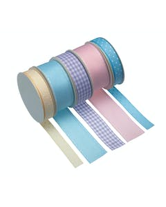 Photo of Sweetly Does It Pack of 5 Assorted Pastel Ribbons