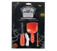 KitchenCraft Spookily Does It Pumpkin Carving Kit