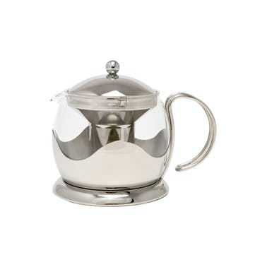 La Cafetiere Le Teapot Stainless Steel Two Cup
