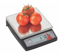 Taylor Stainless Steel Digital Portion Control Kitchen Scale, 5kg, Gift Boxed