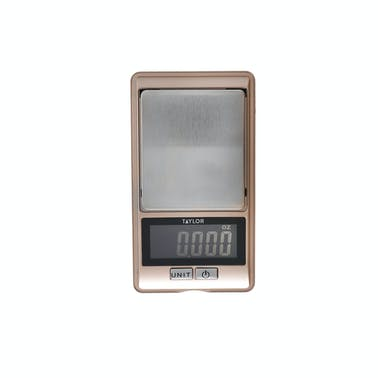 Taylor Pro Precision Kitchen Scales in Gift Box, 500g / 16oz Weighing Capacity