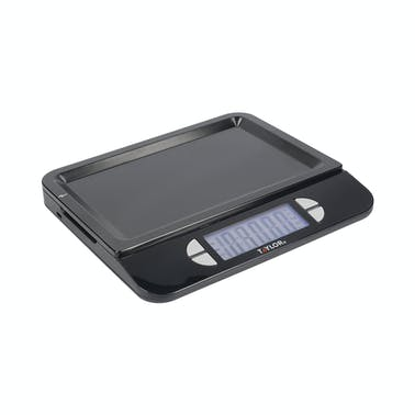 Taylor Pro USB Rechargeable Kitchen Scales with TARE Function, Gift Boxed, 5 kg / 5000 ml Capacity