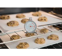 Taylor Pro Stainless Steel Freezer and Fridge Temperature Thermometer