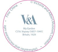 Victoria And Albert My Garden Side Plate