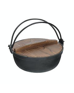 Photo of KitchenCraft World of Flavours Cast Iron Cooking Pot