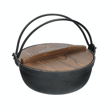 KitchenCraft World of Flavours Cast Iron Cooking Pot